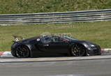 Has Bugatti started the development of a new hypercar?