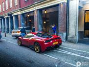 Spot van de dag: Ferrari 458 Speciale