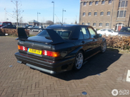 A new beautiful 190E EVO II is driving around in the Netherlands