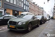Spot van de dag: Bentley Continental GT V8