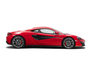 McLaren 540C Coupé unveiled in Shanghai
