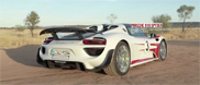 Movie: this is what 350 kph in a Porsche 918 Spyder looks like