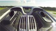 Movie: Porsche 918 Spyder sets another lap record