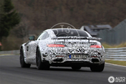 Mercedes-AMG GT R is still being tested