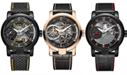 酷猛又高雅的手表: Armin Strom Gumball 3000