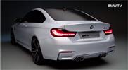 Movie: lights of the future, BMW organic light
