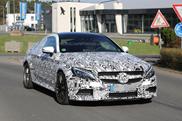 Spyshots: Mercedes-AMG C 63 Coupé