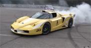 Filmpje: Ferrari Enzo ZXX Edo Competition gaat compleet los