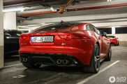 550 hp isn't enough for Jaguar Special Vehicle Operations