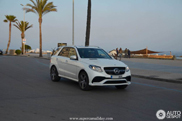 Mercedes-AMG GLE 63 S is being approved in Sitges