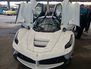 Second LaFerrari arrives in Turkey