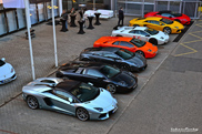 Lamborghini keeps on growing and opens a new dealership in Prague