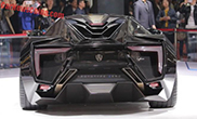 W-Motors Lykan HyperSport is really expensive for Chinese market