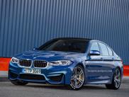 Rendering: new generation BMW M5