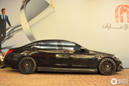 Mercedes-Benz Mansory S63 AMG only for real bosses