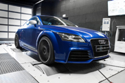 More power for the Audi TT-RS thanks to mcchip-dkr