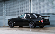 Rolls-Royce starts project Cullinan, SUV is coming