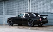 Rolls-Royce commence le projet Cullinan, un SUV est à venir