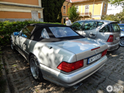 You will pass this SL 73 AMG without even noticing it