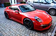 Spot van de dag: Porsche 991 Carrera GTS