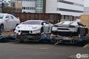 Spot van de dag: Lamborghini Huracán LP620-2 Super Trofeo
