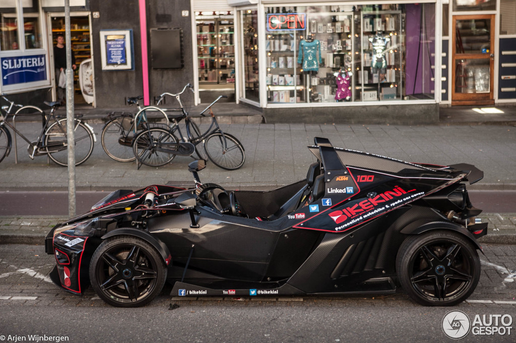 Spot van de dag: KTM X-Bow Clubsport
