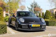 Spot van de dag: Fotogenieke Porsche 991 GT3