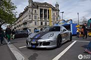 Scoop: Techart 991 Carrera GTS