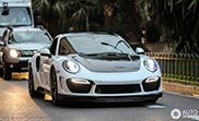 Spotted: TopCar Stinger GTR in Monaco