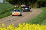 Tour Auto 2015 : Étape n°1 Paris-Vichy