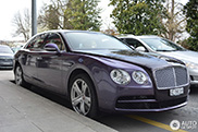 Spotted: two-tone Bentley Flying Spur