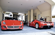 Combo of 44 cylinders in Milan