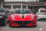 Spotted: lovely Ferrari F12tdf