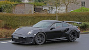 Is Porsche working on an even more extreme 991 GT3 RS?