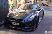 Gespot: Nissan GT-R Varis Kamikaze-R
