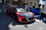 Gumpert Apollo S gespot in Monaco