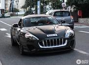 Kahn Vengeance: vertimmerde Aston Martin DB9