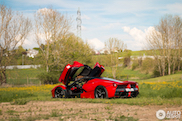 Topspot: offroad with the LaFerrari