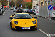 Lamborghini Murciélago LP670-4 SuperVeloce zonder vleugel gespot
