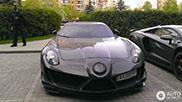 Fouter wordt het niet: Mercedes-Benz SLS AMG Mansory Cormeum