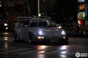 Gespot: RWB Porsche 993 is extreem