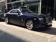 Rolls-Royce Dawn laat het breed hangen in Hamburg
