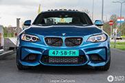 Spot van de dag: BMW M2 Coupé F87