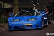 Spot van de dag: Bugatti EB110 SS