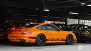 Spot van de dag: koninklijke Porsche 997 GT3 RS MkI