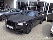 Spot van de dag: Mansory Rolls-Royce Wraith van Memphis Depay