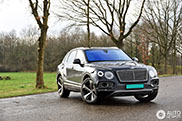 Spot van de dag: Bentley Bentayga