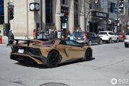 Lamborghini steals the show in Montreal