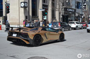 Lamborghini steals the show in Montreal
