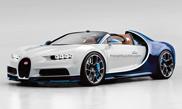 Rendering: Bugatti Chiron Grand Sport